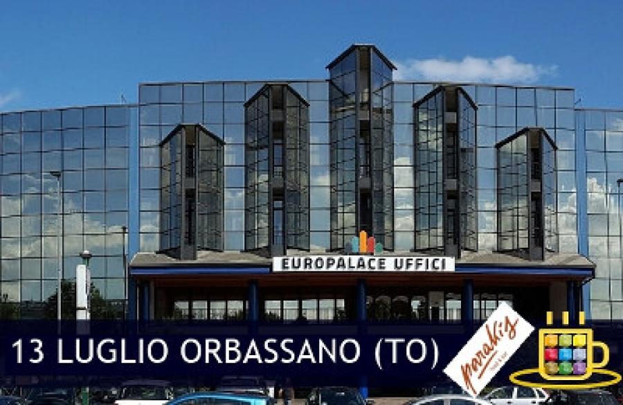 13 LUGLIO ORBASSANO (TO) 2° Caffè delle Reti di ASSORETIPMI Piemonte, Open Networking!