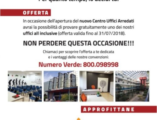 OFFERTA PROVA UFFICI ALL INCLUSIVE