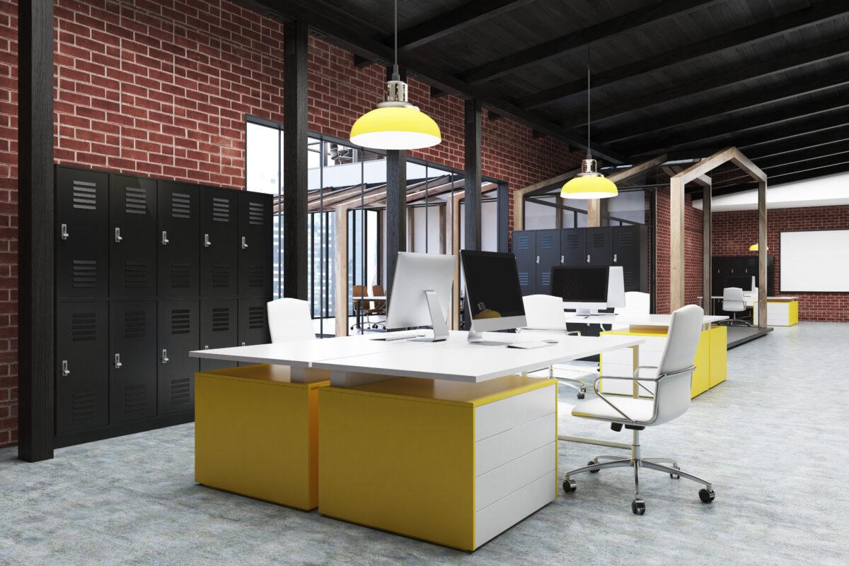arredare ufficio coworking