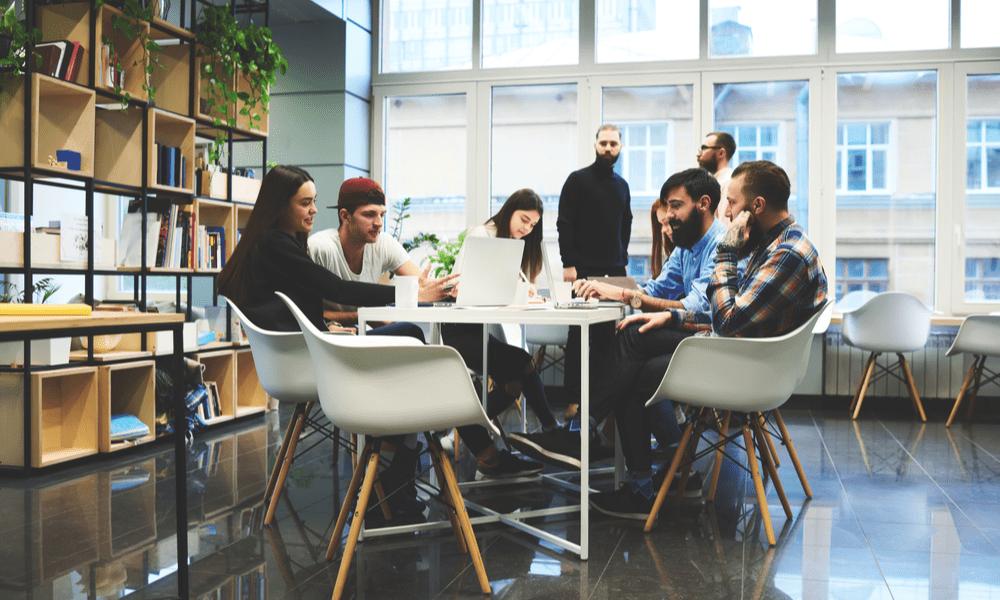 Ufficio per startup